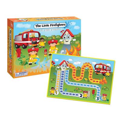 以色列 Foxmind 神勇消防员 儿童益智桌游STEM专注力数学逻辑协作训练玩具