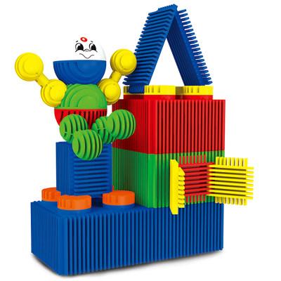 以色列 Interstar R系列 教育积木 儿童益智拼装积木 拼插玩具 30-32-34pcs