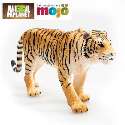 英国 Animal Planet/动物星球 老虎狮子森林动物模型 儿童仿真塑胶玩具
