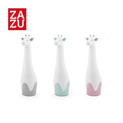 荷兰 ZAZU 长颈鹿新生婴儿睡眠安抚小夜灯usb数据线充电手电筒节能省电