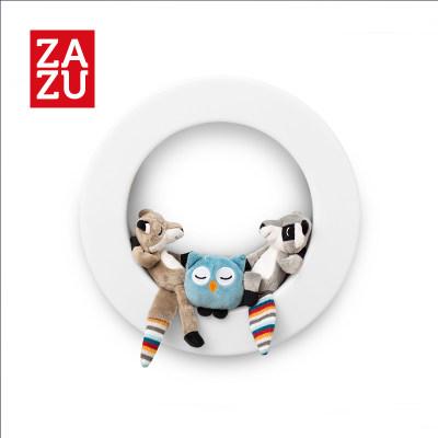 荷兰 ZAZU 个性儿童壁灯卧室客厅现代简约创意床头灯新生儿安抚睡眠夜灯