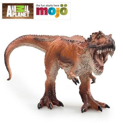 英国 Animal Planet/动物星球 霸王龙仿真恐龙玩具三角龙剑龙副栉龙模型