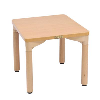 Kohburg/科宝 方形桌(559*559)活动木桌 儿童家具