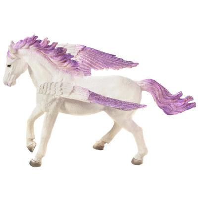 英国 Animal Planet/动物星球 火龙金龙海龙独角兽神马儿童仿真飞龙恐龙玩具大模型