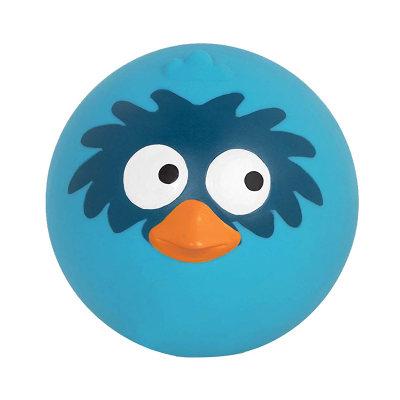 北美 B.Toys/比乐 小鸟弹跳球 儿童玩具蹦蹦球发声鸟叫 充气弹力小皮球
