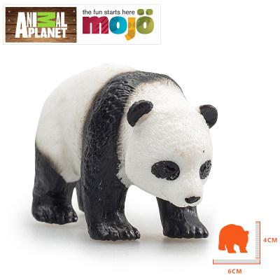 英国 Animal Planet /虎皮鹦鹉 等动物仿真模型儿童塑胶玩具