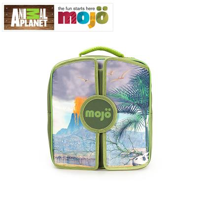 英国 Animal Planet动物星球 丛林款背包 礼盒套餐儿童小学生双肩背包