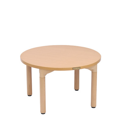 Kohburg/科宝 活动游戏 圆形桌(762*510) 绘画学习桌 餐桌 儿童家具