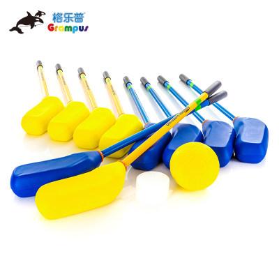 台湾格乐普弯头软式棍球棒