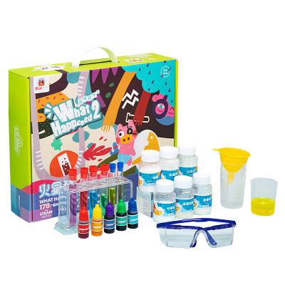 Redzoo/火星猪 尖叫科学2实验器材套装儿童化学材料包玩具