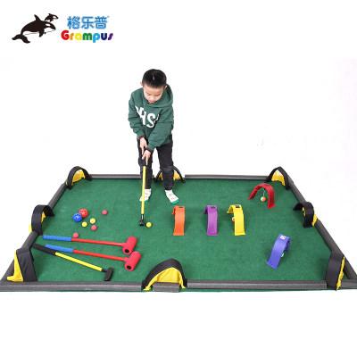 台湾格乐普地板运动组合