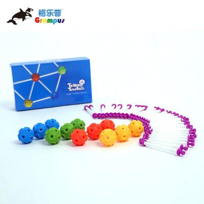 台湾格乐普棒棒糖连接组