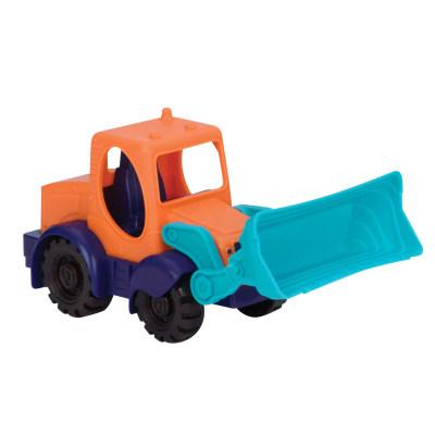 北美 B.Toys/比乐 沙滩装卸车船三件套 儿童沙滩玩具宝宝玩沙挖沙玩水工具